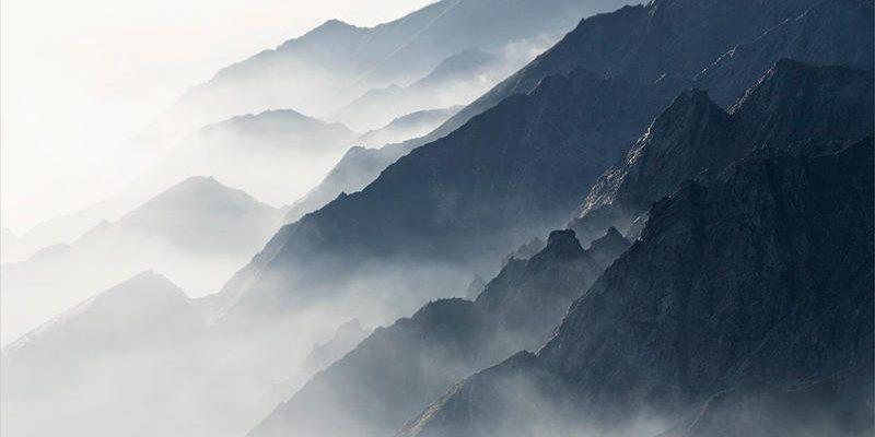 Beruvian Mountains